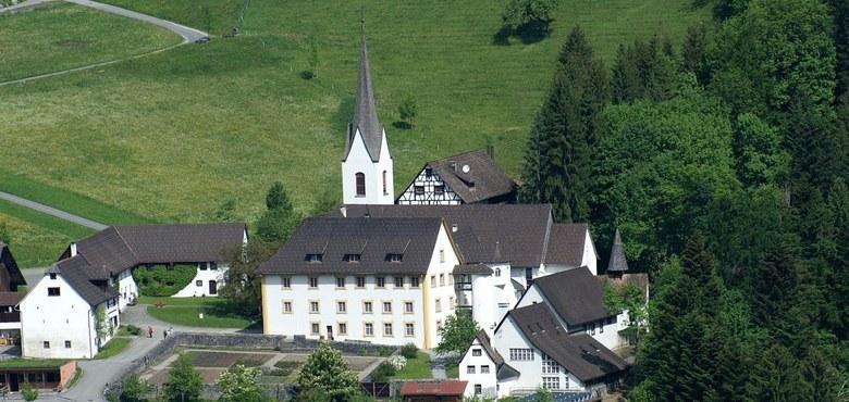 St. Gerold - Propsteipfarre zum Hl. Gerold (copyright: Friedrich Böhringer / Wikicommons)