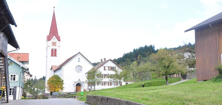 Thal - Hl. Franz Xaverius (copyright: Kath. Kirche Vorarlberg / Fliri)