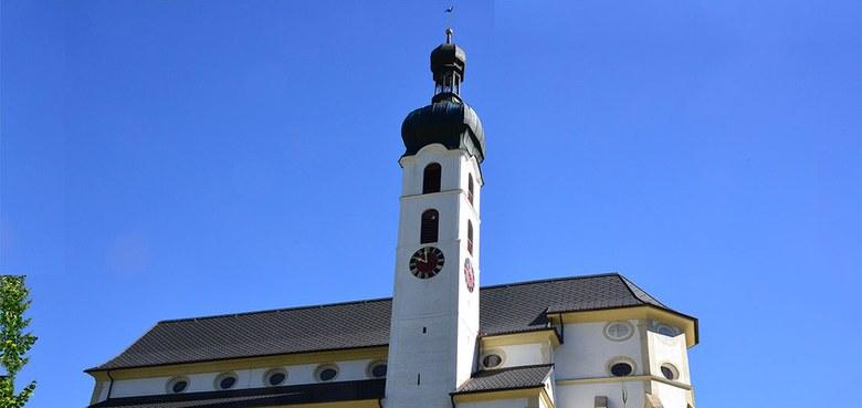 Tschagguns - Mariä Geburt (copyright: Kath. Kirche Vorarlberg / Blum)