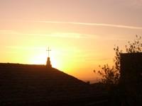 Kreuz - Sonnenuntergang