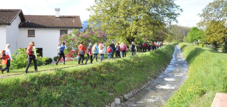 Pilgerwege in Voralberg