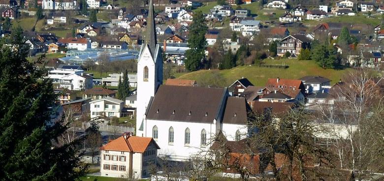 Weiler - Heiligstes Herz Jesu (copyright: Katholische Kirche Vorarlberg / Martin Blum)